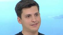 Ο παίκτης του MasterChef Πάνος Τόγιας