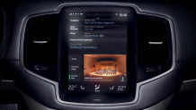 Volvo XC90 ηχοσύστημα