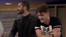 MasterChef: Επική Γκάφα Του Παντελή Για Τον Πικάσο