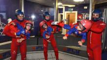 Τρίδυμοι Skydivers!