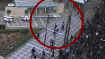 Επιθέσεις σε εκλογικά περίπτερα και αυτοκίνητα για Κουφοντίνα