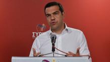 Εθνικές εκλογές προκήρυξε ο Αλέξης Τσίπρας μετά το αποτέλεσμα των ευρωεκλογ