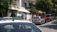 Αστυνομια στην Καλαμαριά για τη δολοφονία