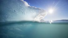 γροιλανδια παγοι λιωσιμο