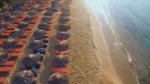 καιρός παραλίες