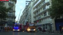 Παρίσι: Φωτιά Σε Εξαώροφο Κτίριο