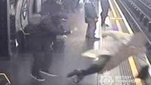 άνδρας σπρώχνει 91χρονο στο μετρό στο Λονδίνο