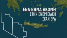 χάρτης οικόπεδα για έρευνες υδρογονανθράκων στην Ελλάδα