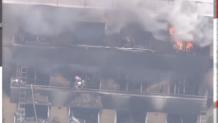 πυρκαγιά σε στούντιο κινούμενων σχεδίων στην Ιαπωνία