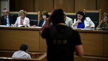 δίκη Χρυσής Αυγής απολογία Ρουπακιά