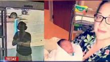 Μαμά και μωρό / μακελάρης