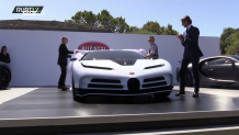 υπεροπολυτελή αυτοκίνητα έκθεση στην Καλιφόρνια