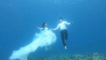 υποθαλάσσιος γάμος