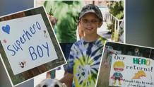 8χρονος Πάικ Κάρλσον