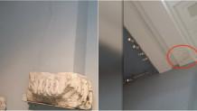 Εικόνες εγκατάλειψης στο Βρετανικό Μουσείο