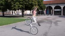 H Γερμανίδα Παγκόσμια Πρωταθλήτρια Στην... Καλλιτεχνική Ποδηλασία
