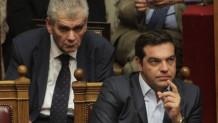 Τσίπρας και Παπαγγελόπουλος