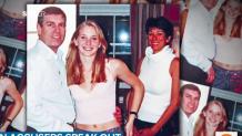 Η  Βιρτζίνια Ρόμπερτς Τζούφρι όταν ηταν 17