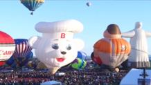 αερόστατα-ουρανός