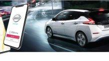 Nissan Charge φόρτιση ηλεκτρικού αυτοκινήτου  Leaf