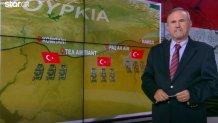 Συρία: Έτσι θα παρατάξει τις δυνάμεις του ο Ερντογάν