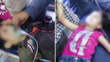 Μικρά παιδιά τα θύματα αυτού του ανελέητου πολέμου στη Συρία