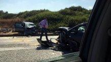 Τροχαίο δυστύχημα στην Κρήτη