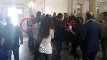 Αναστάτωση στο Δικαστικό Μέγαρο Ηρακλείου