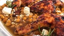 ρεβιθάδα με κοτόπουλο