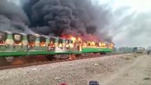 τρένο Πακιστάν