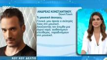 Ανδρέας Κωνσταντίνου