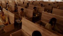 Νοτιοκορεάτες μέσα σε φέρετρα