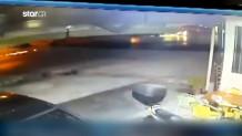 ατύχημα με μηχανή