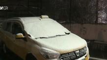 χιόνια στην Κωνσταντινούπολη