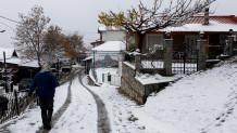 Χιόνια στη βόρεια Ελλάδα