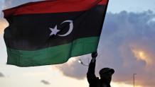 σημαία Λιβύης