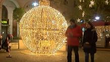 χριστουγεννιάτικος στολισμός Αθήνα