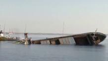 Φορτηγό πλοίο στην Κύπρο γίνεται τεχνητός ύφαλος