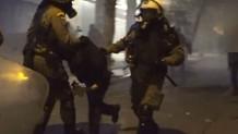 11 συλληφθέντες για τα επεισόδια