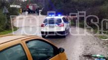 67χρονος σώθηκε από χείμαρρο στην Ημαθία