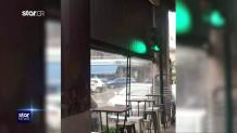 Το φανάρι μέσα σε καφετέρια στην Πάτρα