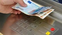 ATM είσπραξη ποσού
