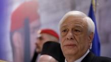 Προκόπης Παυλόπουλος κοπή πίτας προεδρικής φρουράς
