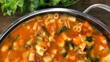 σούπα μινεστρόνε