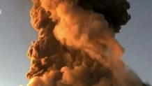 Μεξικό: Έκρηξη ηφαιστείου
