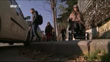 Στιμιότυπο της Ανθής στο δρόμο
