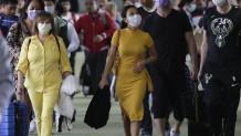 κινέζοι με μάσκα