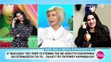 Μαρία Κυριακοπούλου