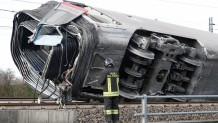 Κατεστραμένο τρένο