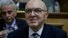 Κώστας Φραγκογιάννης Υφυπουργός Εξωτερικών